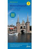 ANWB Wateralmanak Deel 1 (2021-2022)