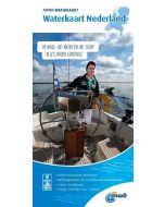 ANWB Waterkaart - Nederland