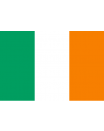 Ireland/Eire Courtesy Flag