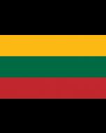 Lithuania Courtesy Flag