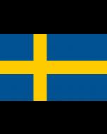 Sweden Courtesy Flag