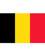 Belgium Courtesy Flag
