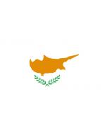 Cyprus Courtesy Flag