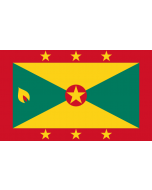 Grenada Courtesy Flag