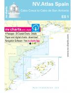 ES 1: NV.Atlas Spain - Cabo Creus to Cabo San Antonio