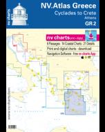 GR 2: NV.Atlas Greece - Cyclades to Crete & Athens