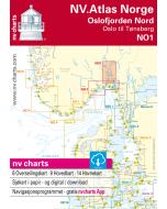 NO 1: NV.Atlas Norge - Oslofjord Nord (Oslo til Tønsberg)