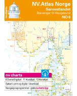 NO 6: NV.Atlas Norge - Sørvestlandet Nord (Stavanger til Haugesund)