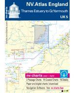 UK 5: NV.Atlas England - Thames Estuary to Great Yarmouth