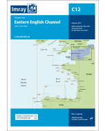 C12 Eastern English Channel Passage Chart (Imray Chart)