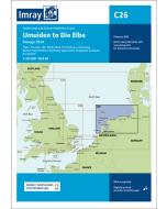 C26 Ijmuiden to Die Elbe (Imray Chart)