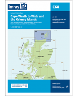C68 Cape Wrath to Wick & the Orkney Islands (Imray Chart)