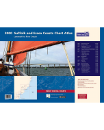 2000 Suffolk & Essex Coasts Pack - Lowestoft to River Crouch (Imray Chart Folio)