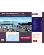2300 Dorset and Devon Coasts Chart Pack (Imray Chart Folio)
