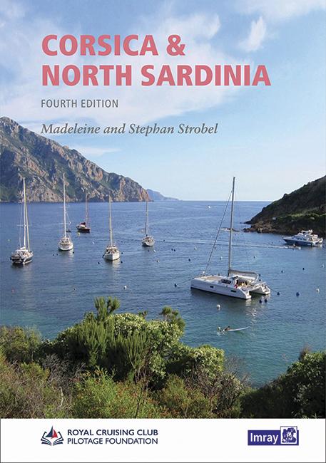Imray Corsica and North Sardinia