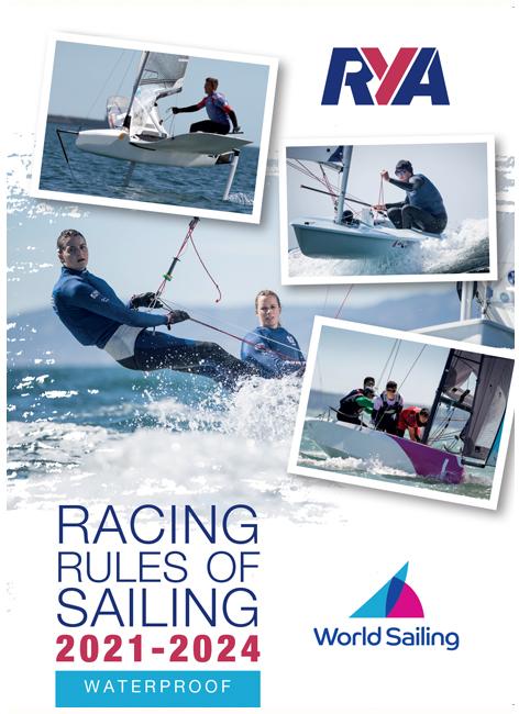 RYA Racing Rules of Sailing 2021-2024