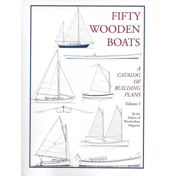 Fifty Wooden Boats Designs