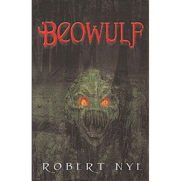 Image result for beowulf front cover by robert nye