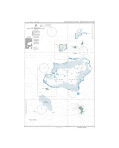 ADMIRALTY Chart 3: Chagos Archipelago