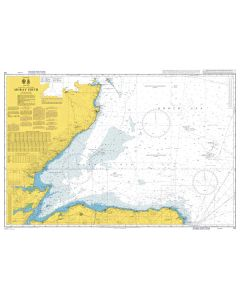 ADMIRALTY Chart 115: Moray Firth