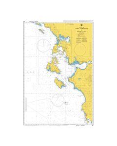 Admiralty Chart 189: Nisida Sapientza to Nisos Paxoi