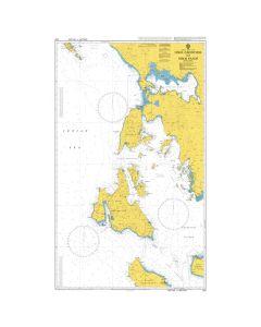 Admiralty Chart 203: Greece - West Coast, Nisos Zakynthos to Nisos Antipaxoi