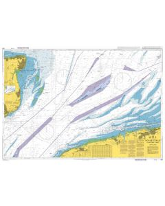 Admiralty Chart 323: Dover Strait Eastern Part