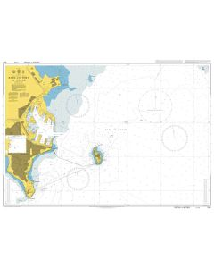 Admiralty Chart 1001: Dakar Port and Roadstead