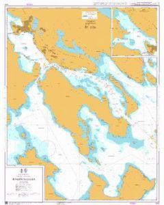 Admiralty Chart 1010: Sweden - East Coast, Lulea