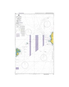 Admiralty Chart 1148: Isles of Scilly to Land's End