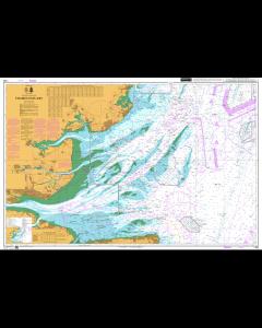 ADMIRALTY Chart 1183: Thames Estuary