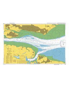 Admiralty Chart 1185: River Thames, Sea Reach