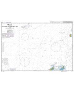 Admiralty Chart 1234: North - Western Approaches to the Orkney Islands