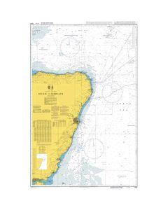 Admiralty Chart 1409: Buckie to Arbroath