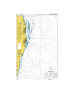 Admiralty Chart 1543: Winterton Ness to Orford Ness