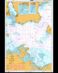 ADMIRALTY Chart 2015: Falsterbo to Swinoujscie, Baltic Sea