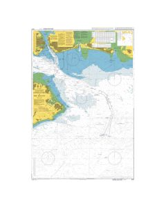 ADMIRALTY Chart 2037: Eastern Approaches to the Solent