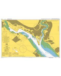 ADMIRALTY Chart 2041: Port of Southampton