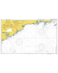 Admiralty Chart 2049: Old Head of Kinsale to Tuskar Rock