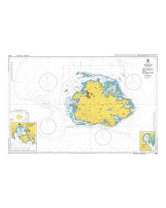 Admiralty Chart 2064: Antigua