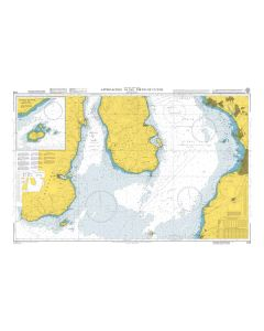 Admiralty Chart 2126: Approaches to the Firth of Clyde