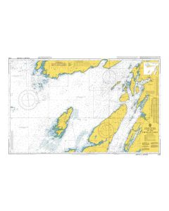 Admiralty Chart 2169: Approaches to the Firth of Lorn