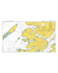 Admiralty Chart 2171: Sound of Mull and Approaches