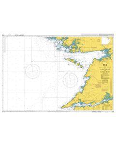 Admiralty Chart 2173: Loop Head to Slyne Head