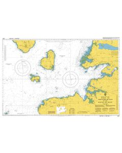 Admiralty Chart 2207: Point of Ardnamurchan to the Sound of Sleat
