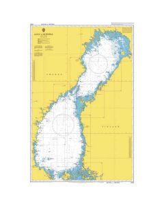 Admiralty Chart 2252: Gulf of Bothnia