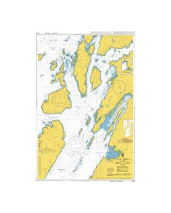 Admiralty Chart 2326: Loch Crinan to the Firth of Lorn