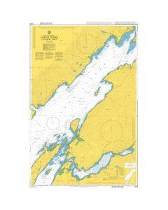 Admiralty Chart 2379: Loch Linnhe Central Part
