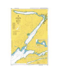 Admiralty Chart 2380: Loch Linnhe Northern Part