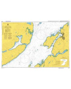 Admiralty Chart 2387: Firth of Lorn Northern Part